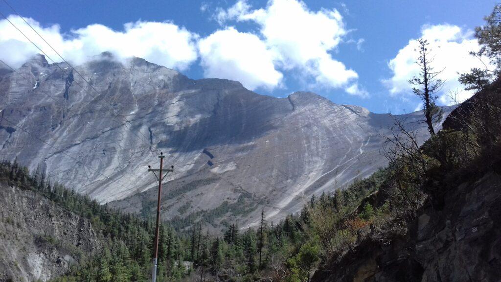 Ghorepani Ghandruk Trekking route