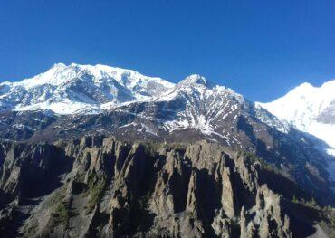 Ghorepani to Ghandruk trek